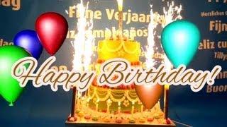 DJ BoBo - Happy Birthday Song (Original)