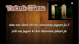 hai tere sath meri wafa.Hindustan Ki Kasam (1973)-Karaoke by yakub