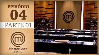 MASTERCHEF BRASIL (28/03/2017)   PARTE 1   EP 4   TEMP 04