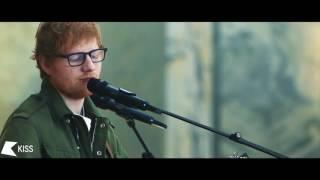 Ed Sheeran covers Justin Bieber's (actually Ed's) Love yourself