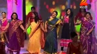 Zee Marathi Awards 2012 October 28 '12 Clip_14