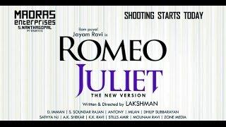 Kangal Thirakkum With Lyrics ( Romeo Juliet ) Tamil Love and Melody Song