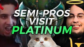 EX SEMI-PROS VISIT PLATINUM (Broken Flex Queue Edition)