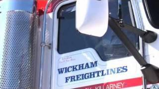 Jayne Denham :: Trucker Chicks :: Down under chick truckers