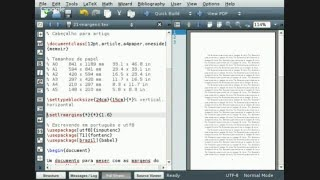 LaTeX MOOC: Margens e espaçamento (episódio 7)