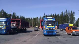 JVG - Hehkuu (Special Transport Kavalkadi)