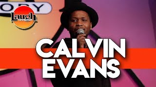 Calvin Evans | Cars & Public Transport | Stand Up Comedy