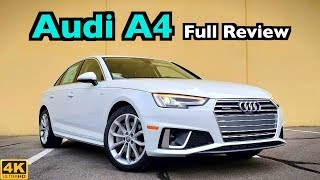 2019 Audi A4: FULL REVIEW + DRIVE | More Updates Than What Meets the Eye!