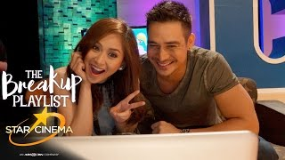 Sarah and Piolo's kilig moments on ASAP Chillout