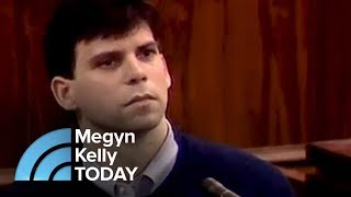 Lyle Menendez: 'Law And Order' Series On His Parents' Murder 'Painful To Watch' | Megyn Kelly TODAY