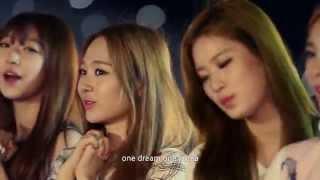 [Official M/V] One Dream One Korea (ENG)
