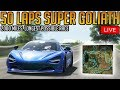 Download Video Download Forza Horizon 4: 50 Laps of the Super Goliath - 2000 Miles, 12+ Hours [Part 2] 3GP MP4 FLV