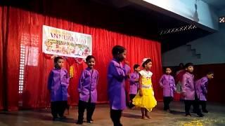 jingunamani jilla song  Aanlin School Annual Day Celebration 2015