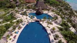 Barceló Maya Beach & Barceló Maya Caribe | Aerial View