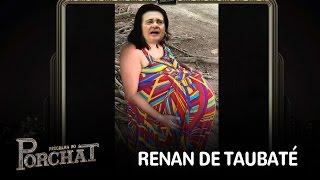 Renan Calheiros se inspira na Grávida de Taubaté para escapar do STF