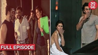 Salman –Katrina To Shoot For TZH's Final Song In Greece | Ranbir Comes To Mahira's Defense & More