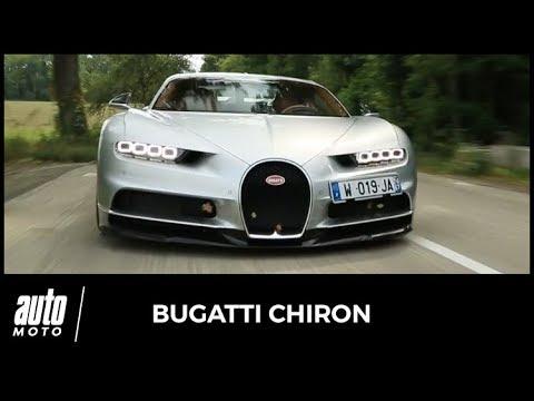 2017 Bugatti Chiron ESSAI nos impressions au volant de l hypercar de 1500 ch