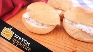 Kesong Puti Sandwich