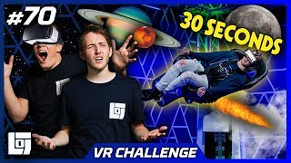 30 SECONDS VR CHALLENGE met Harm en Jeremy   VR-WEEK   LOGS2 #70