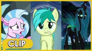 Silverstream, Sandbar & Ocellus Conquer Their Biggest Fears - MLP: Friendship Is Magic [Season 8]