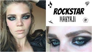 Rockstar Makyajı | Güzellikvebirece
