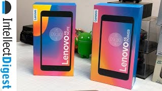 Lenovo K6 Note Unboxing And Quick Comparison With K6 Power | Intellect Digest