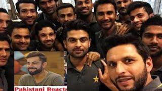 Sarfaraz Ahmed and another Pakistani Reaction on VIRAT KOHLI