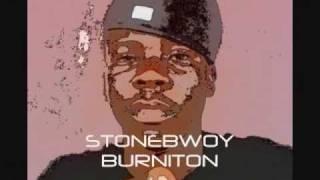 STONEBWOY BURNITON - RAT RACE