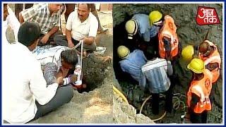 Maharashtra: 4-Year-Old Falls in Borewell In Ahmednagar