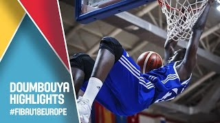 Sekou Doumbouya shines at FIBA U18 European Championship 2016