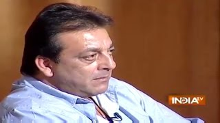Joining SP was a mistake, says Sanjay Dutt - Best Of Aap Ki Adalat With Rajat Sharma