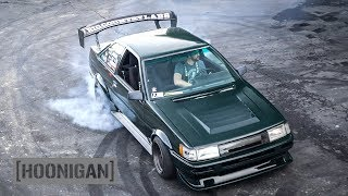Big Country Labs 20v AE86 Levin Corolla  //DT252