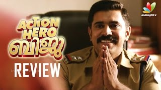 Action Hero Biju Full Movie Review | Nivin pauly,  Abrid Shine, Anu Emmanuel