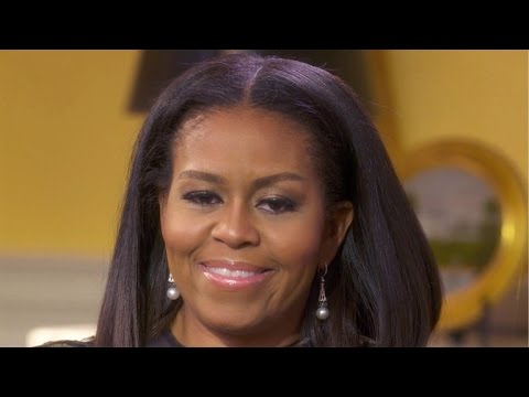 Michelle Obama on being called an angry black woman
