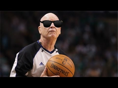 NBA ARE YOU BLIND Moments