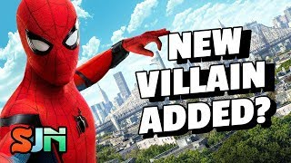 Is Spider-Man Homecoming Adding Another Villain?
