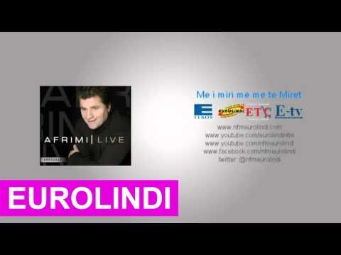 Afrim Muçiqi LIVE 2 Eurolindi & ETC