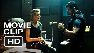 Lock-Out #1 Movie CLIP - Who Are You? (2012) HD