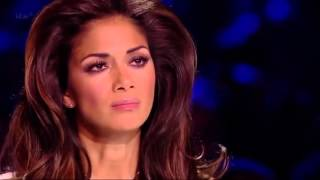 Sam Started to Cry - EMOCIONAL and Note PERFECT Singing by Sam Bailey  - The X Factor UK