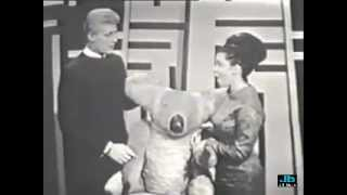 Paul and Paula - Flipped Over You (Aus TV show 'Sing, Sing, Sing' - 1963)