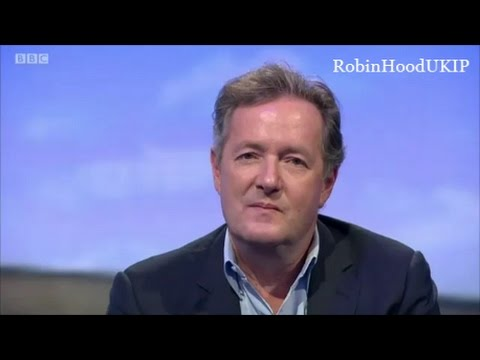 Piers Morgan on his friend Donald Trump tells snowflake liberals to get over it