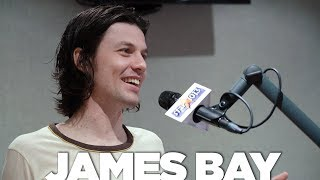 James Bay Stops By The Star Studio!