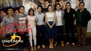 Halik Sa Hangin Bloggers Conference Part 1