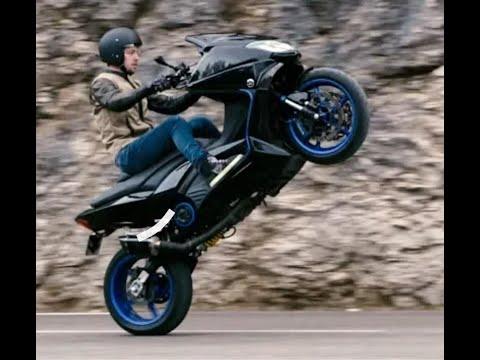 Tmax 530 Wheeling 4k