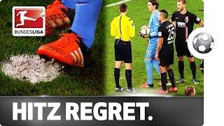 Augsburg's Keeper Marwin Hitz: Regrets Unsporting Behaviour
