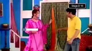 Stage Drama 2016  Rambo Sxy Jokes With Nargis Funniest Pakistani Punjabi Stage Drama 1