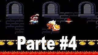 Jogando Super Mario com Jhonson #4