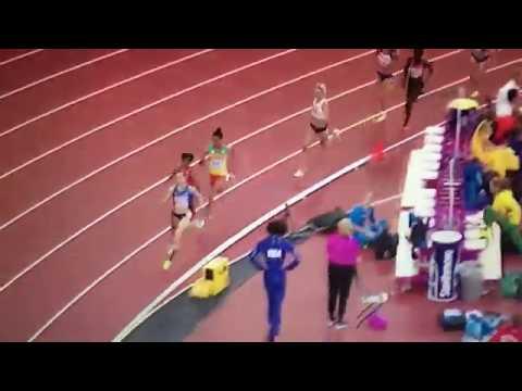 5000m Women Heat 2 IAAF World Champs London 2017