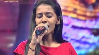 """Priyanka sings """"Thendral Vanthu Theendum Pothu"""" with Soniya. Link to full song in the description.."""