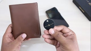World's Most Functional Smart Wallet 2017? [Voyager Smart from Cuir Ally]